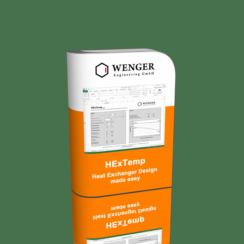 Free Heat Exchanger Design Software - Wenger Engineering GmbH